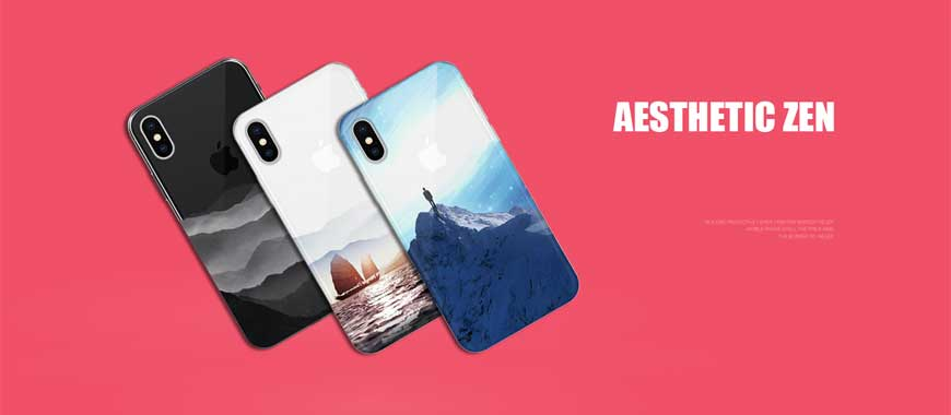 Osta iPhone X Kuoret